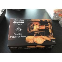 Galettes bretonnes Boite 500gr