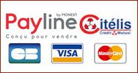 Paiement en ligne payline pour la biscuiterie la lorientaise